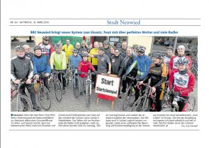 Bericht aus der Rhein-Zeitung vom 16.03.2016
