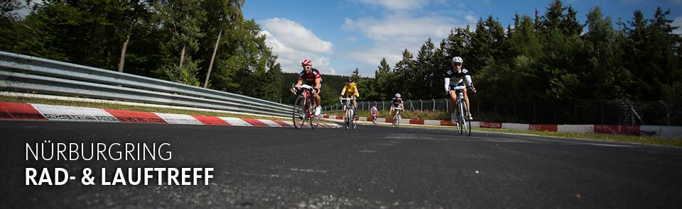 Radtreff Nürburgring @ Nürburgring, Parkplatz B2, Zufahrt über Tribüne 5a | Nürburg | Rheinland-Pfalz | Deutschland